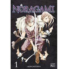 Acheter Noragami sur Amazon