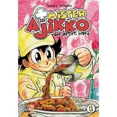 Acheter Le Petit Chef Mister Ajikko sur Amazon