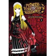 Acheter Princess Resurrection Nightmare sur Amazon