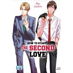 Acheter Second Love sur Amazon