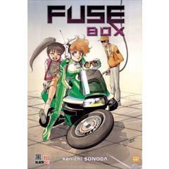 Acheter Sonoda Kenichi Fusebox sur Amazon