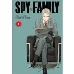 Acheter Spy x Family sur Amazon