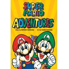 Acheter Super Mario Adventures sur Amazon