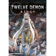 Acheter Twelve Demon Kings sur Amazon