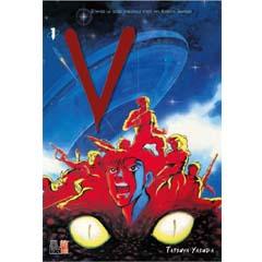Acheter V manga sur Amazon