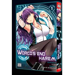 Acheter World's End Harem sur Amazon
