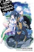 Le Vol.1 du roman Is It Wrong to Pick Up Girls in a Dungeon? sur Amazon.fr