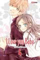 Acheter I love you baby volume 4 sur Amazon
