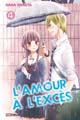 Acheter L'Amour à l'excès volume 4 sur Amazon