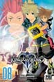 Acheter Kingdom Hearts 2 volume 8 sur Amazon