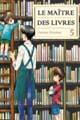 Acheter Le Maître des livres volume 5 sur Amazon